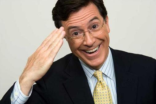 Get to Know THE Stephen Colbert | Wikiality